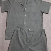 Собираем лоты!!мужская пижама,размер 44