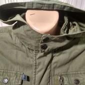 Куртка для двору Tu для дитини 116-122см