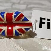 Крутое кольцо кастед Fini jeweler США