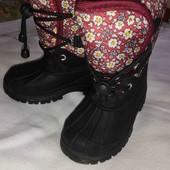 сапожки, ботинки для девочек