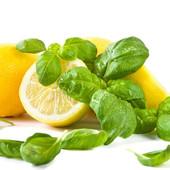 Базилик Лимонный ароматический. Для салатов, мяса , рыбы и других любимых блюд.