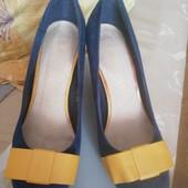 Шикарные туфли! 38-39рр
