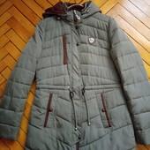 Куртка-парка,р.48 Тинсулейт,качество!