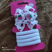 Набір резинок і шпильок для волосся O-la-la набор резинок закладок для девочки