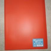 Lidl, Германия, папка с файлами для документов, 30 шт, А4