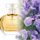 Парфюмерная вода для женщин «Chateaux de la Loire» (faberlic)