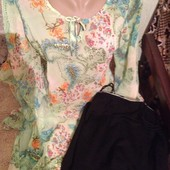 Туніка, сарафан й блуза. Одним лотом