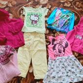 Пакет одежды на 5-6 лет