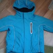 Курточка H&M на 3-5лет замеры на фото