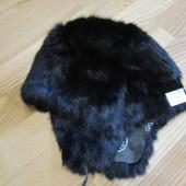 Шикарная фирменная заготовка для шапки из меха кролика, новая, на объем 59