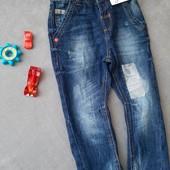 Новые джинсы на 2-4 года Geoge
