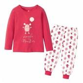 Великолепная пижама для девочки lupilu, 110-116