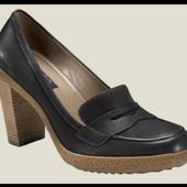 Туфли Ecco оригинал натур кожа 40 размер,длина стельки 26 см