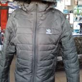 Тёплая куртка, размер 46-48 наш.