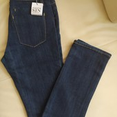Дуже класні фірмені джинси EighthSin, р. 28/32