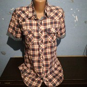 143. Рубашка з короткім рукавом