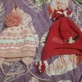 две шапочки в лоте