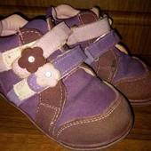 Демисезонные ботинки р.26 -15 см