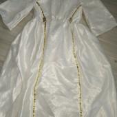 Платье ангела на 5-10лет замеры на фото