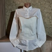 Собираем лоты!! Комплект рубашка +корсет, размер s-m