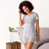 Летний комплект женская пижама домашний костюм Esmara Германия размер евро S (36/38)