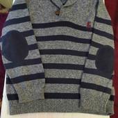 Модная кофта на мальчика фирма Rebel на 3-4 года