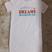 Ночная сорочка на девочку 9-10 лет