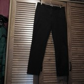 Идеальные стрейчевые черные брюки gap