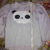 тёплая кофточка свитер