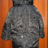 Куртка Деми на рост 104,фирмы H&M,Без дефектов!