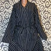 Шикарный, двухстороный халат Jockey (унисекс) для высоких модников. В Новом состоянии.