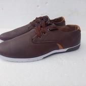 Новые мужские туфли 42
