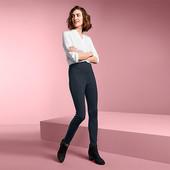 Комфортные брюки из плотного джерси от Tchibo(Германия) размер евро 44/46 (укр 50/52)
