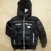 Шикарные куртки Деми (еврозима) на мальчиков glo-story Венгрия р. 116/122 и 140/146