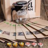 Крафтовые натуральные чаи Шёлковый путь(чай зелёный