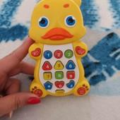 телефон уточка