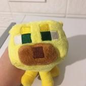 Оооочень много лотов! М'яка іграшка Кіт Оцелот Майнкрафт / Minecraft