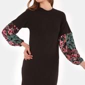 Последнее! Новое! Шикарное платье на р 42 Турция