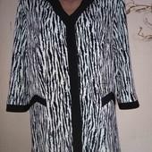 Блуза кофта (как жакетик) Размер 50 /читайте описание/