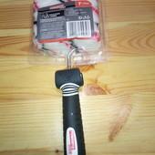 Набор малярных валиков 6 шт с ручкой для нанесения краски