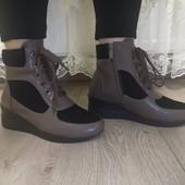 Распродажа! Зимние женские ботинки