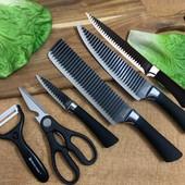 Набор ножей Zepter 6 предметов в коробке