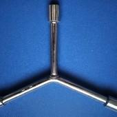 Універсальний торцевий ключ 8, 9, 10мм. або 8, 10, 13мм. один на вибір!