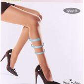 Компрессионные женские колготки 40ден blue motion. Размер 44-46 евро