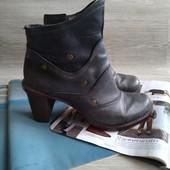 Оригинальные кожаные ботинки
