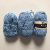 Нитки. Пряжа для вязания. 52% шерсти