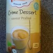 Крем-десерт пралине 510 гр большая банка до 05.2022 года Привезено из Франции