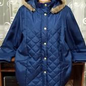 Фирменная новая демисезонная куртка р.16-20