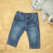 Фірмові джинсики Fagottino 3-6m.