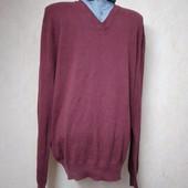 мужской свитер размер М